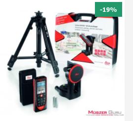 távolságmérő csomag
